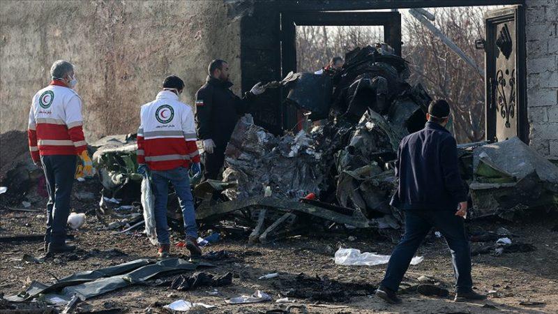 İran doğruladı! Ukrayna uçağı…