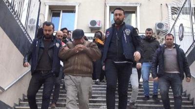 Fotoğraf çektirince yakalandılar! Bursa ve İstanbul'da şok operasyon
