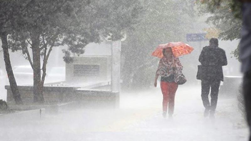 Meteoroloji'den yoğun kar ve kuvvetli sağanak uyarısı