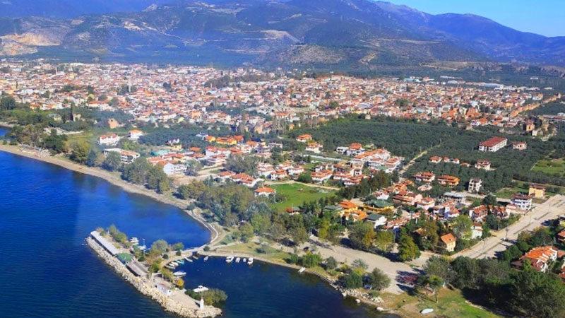 'Türk Olimpiyatı'ndan İznik'e büyük katkı