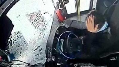 2 kişi hayatını kaybetmişti! Feci kaza kamerada