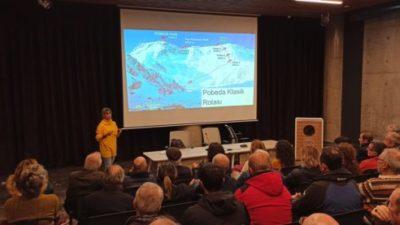 Kar leoparı Bursa'da…