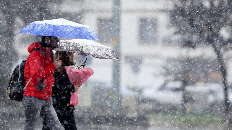 Bursa'ya kar yağacak mı? Cuma gününe dikkat!