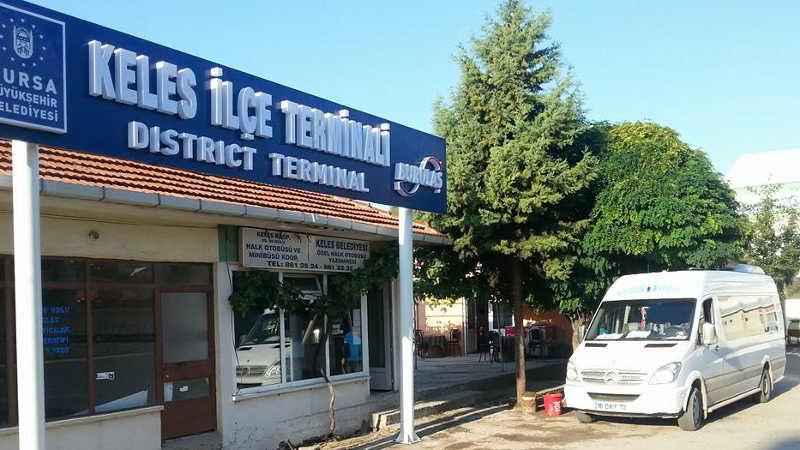 Keles-Bursa minibüsleri zamlandı