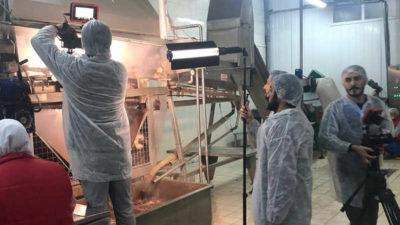 Kestane şekerinin öyküsü TRT Belgesel kanalında