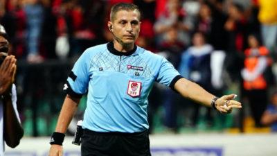 Hakemler açıklandı… Bursaspor maçını…