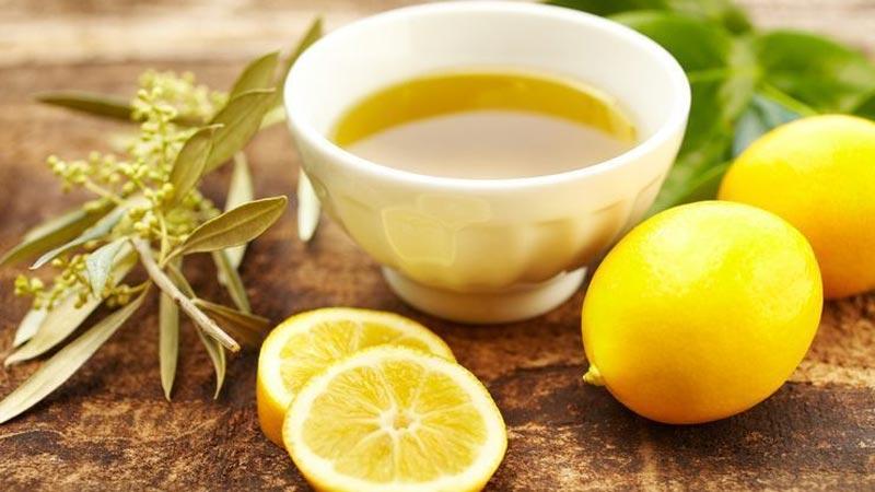 Zeytinyağı ile limon suyunu karıştırıp içerseniz…