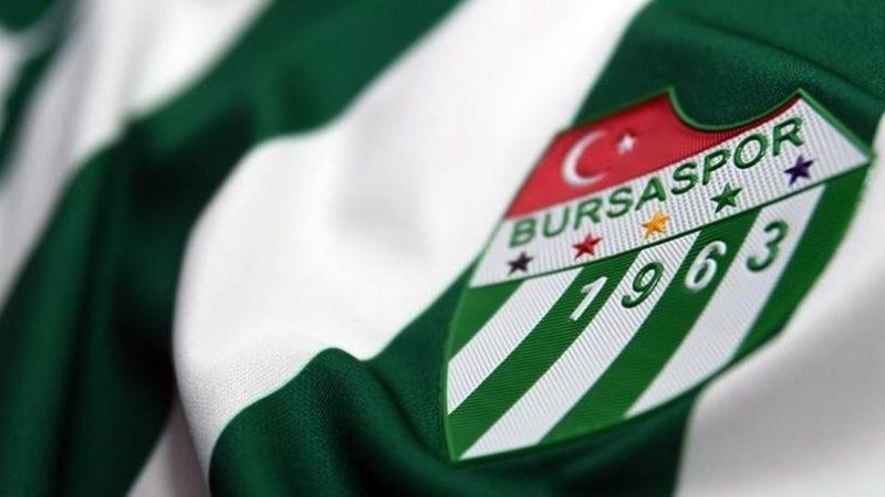 Bursaspor'da önemli gelişme! İstifa etti…