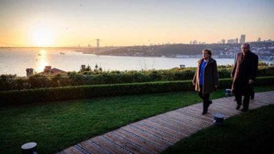 Angela Merkel'den İstanbul paylaşımı: Allahaısmarladık