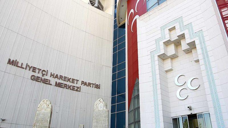 MHP, Kaynaşlı Belediye Başkanı'nın istifasını istedi