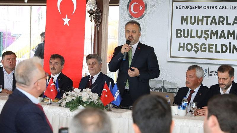 Mudanya'da sorunlar çözümün arifesinde