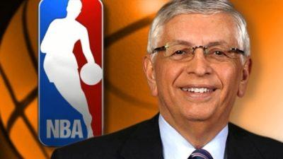 NBA yasta… Eski başkan…