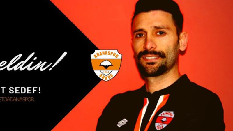 Bir transfer daha; Adanaspor
