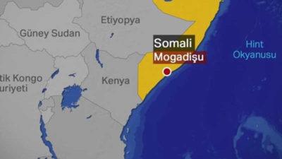 Somali'de bombalı saldırı: 6'sı Türk 15 yaralı