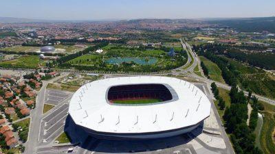 Valilik açıkladı; Stadyum kullanıma kapandı!
