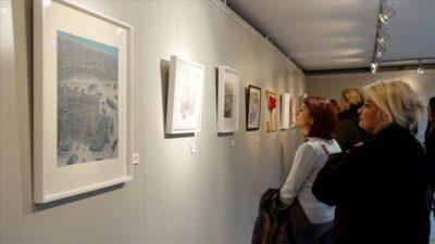 'Hayat Kısa Kuşlar Uçuyor, Cemal Süreya'yı Anlamak' sergisi açıldı