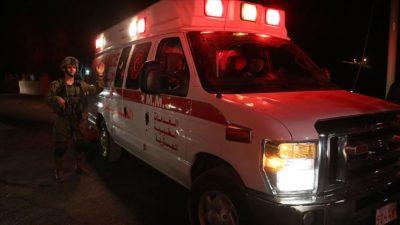 İsrail askerlerinin, Batı Şeria'daki gösterilere müdahalesinde 10 Filistinli yaralandı