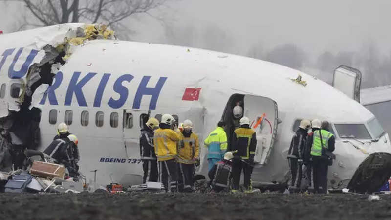 2009'da düşen THY uçağının raporunda büyük sır
