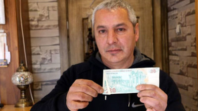 15 yıl sakladı! 50 bin liraya satıyor