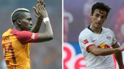 Galatasaray iki ismi açıkladı