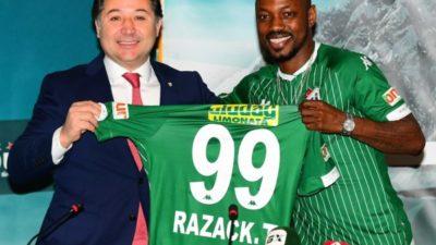 İşte Bursaspor'un son transferi… İmzayı attı…
