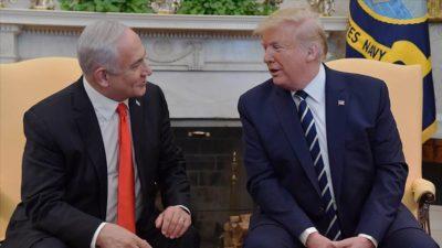 Trump sözde 'Ortadoğu planı'nı açıkladı
