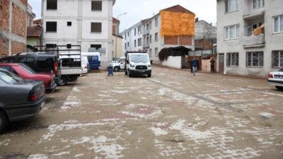 Yenice Mahallesinde 30 Araçlık Otopark Hizmete Girdi