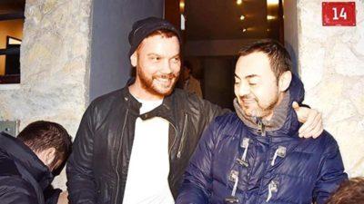 Serdar Ortaç, tek celsede boşandığı Chloe Loughnan için şarkı yazdı