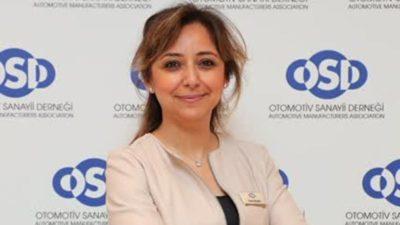 Güçlüer, OSD'nin ilk kadın genel sekreteri oldu
