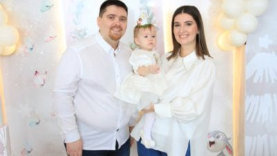 Ela 1. yaşını Mercure Hotel Bursa'da kutladı…