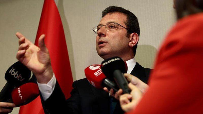 Ekrem İmamoğlu'dan, küfür iddiaları hakkında açıklama