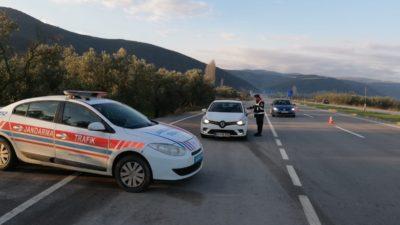Bursa'da kural tanımaz sürücülere rekor ceza!