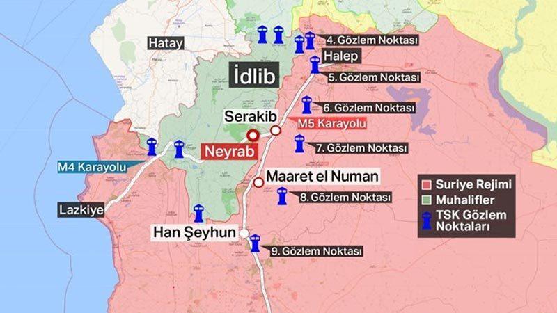 Türk ve Rus heyetlerinin Ankara'da İdlib görüşmeleri sona erdi