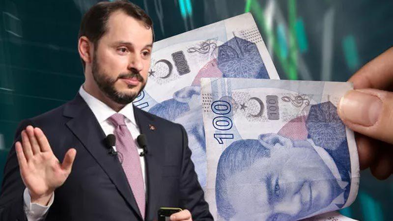 Hazine ve Maliye Bakanı Berat Albayrak'tan önemli açıklamalar…