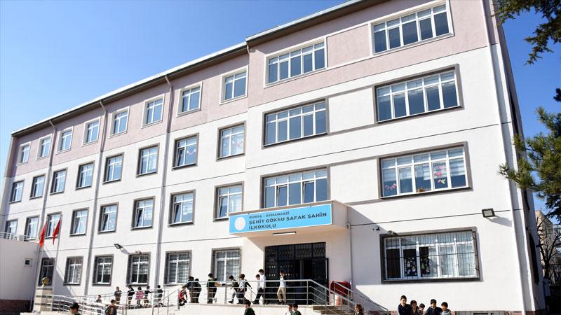 Afrin şehidinin adı Bursa'daki ilkokulda yaşatılıyor