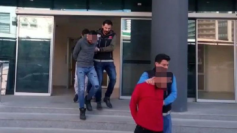 Bursa'da uyuşturucu ticaretine 4 tutuklama