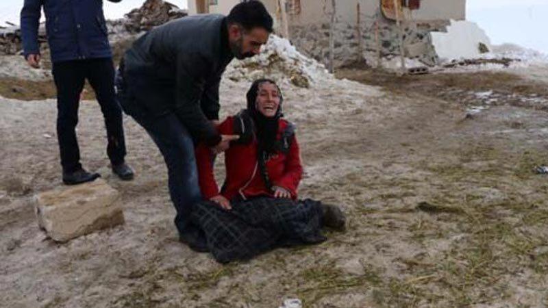 Yürek yakan feryat! Depremde 3 çocuğunu ve eşini kaybetti