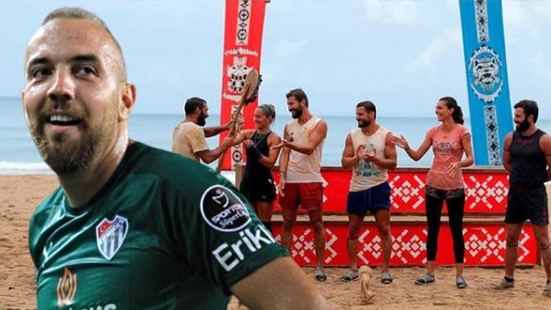 Eski Bursasporlu futbolcu Survivor'da örnek aldığı ismi açıkladı!