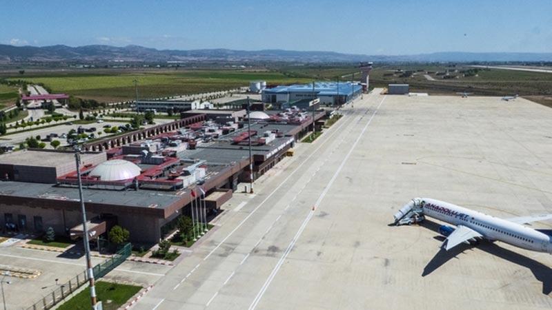 Yenişehir Havaalanı için talih kuşu kondu