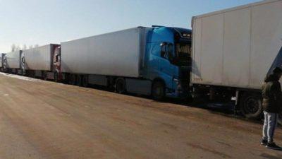 Rusya sınırında bekliyor! 5 ton çöpe gidebilir
