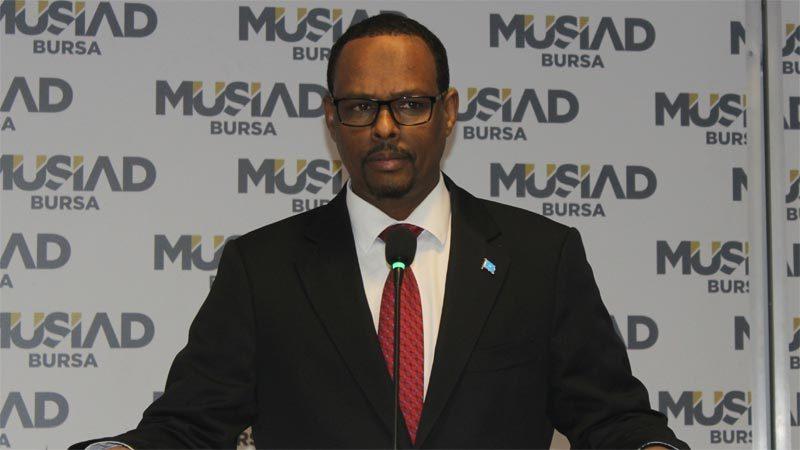 Türkiye Somali'deki en büyük yatırımcı
