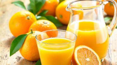 Meyve suyu tüketiminde gerideyiz