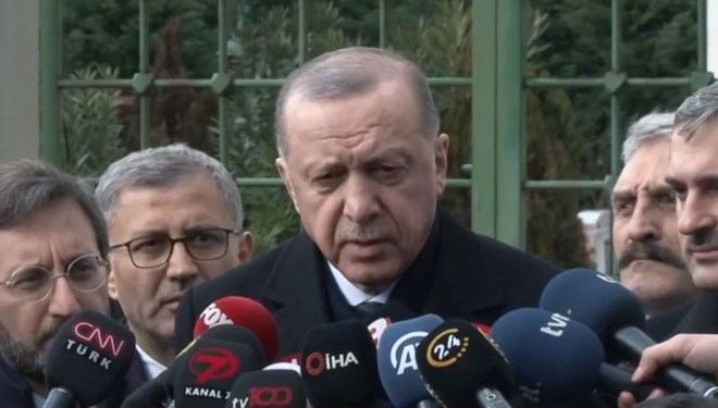 Erdoğan: Saat 18.00 gibi Putin ile telefon görüşmem olacak