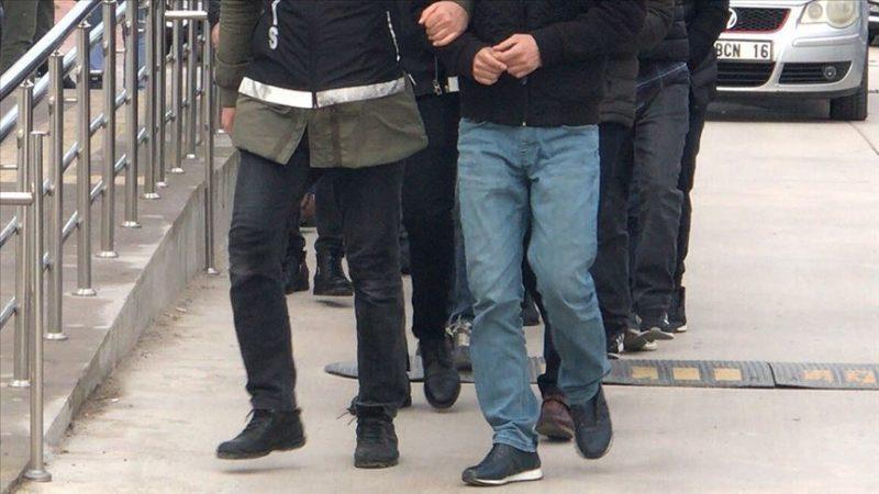 İçişleri Bakanlığı açıkladı: 450 kişi gözaltına alındı