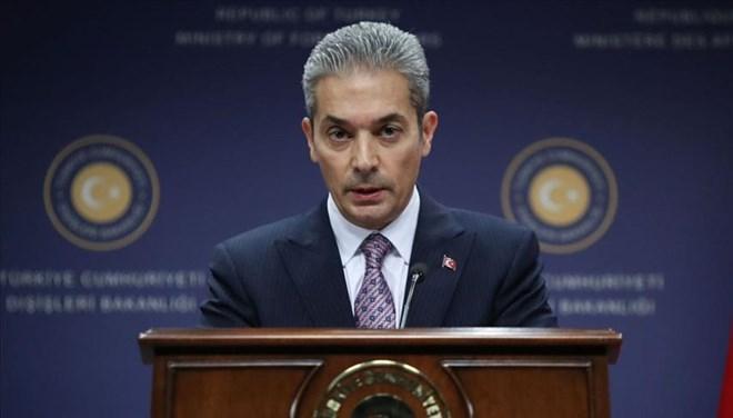 Türkiye'den Mısır'a 'Suriye' cevabı