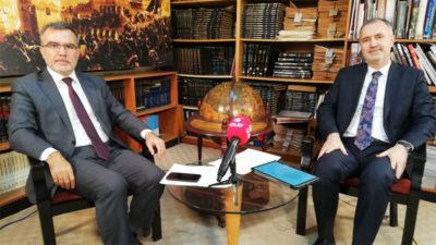 İnegöl Belediye Başkanı Alper Taban, İhsan Aydın'ın sorularını yanıtladı