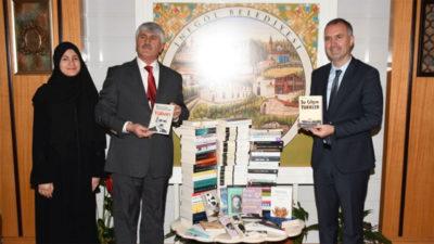 Kitap kulesi, tâlihlisine teslim edildi