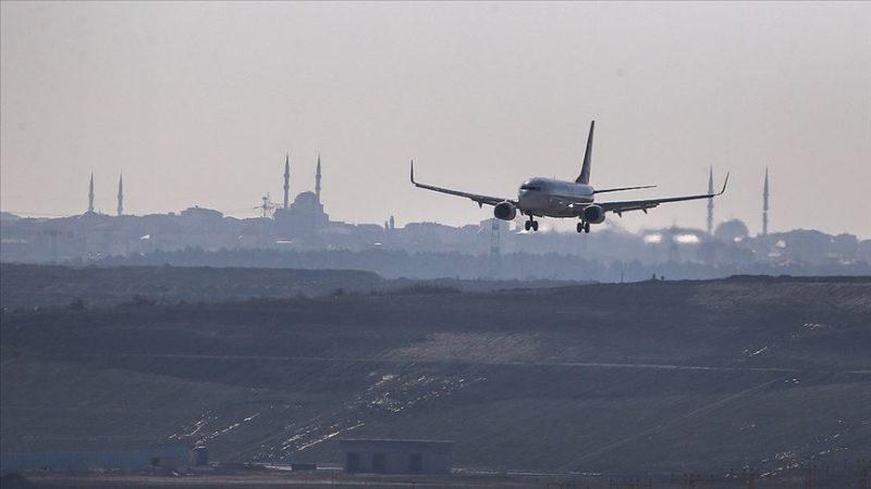 İstanbul Havalimanı'nda hareketli anlar…