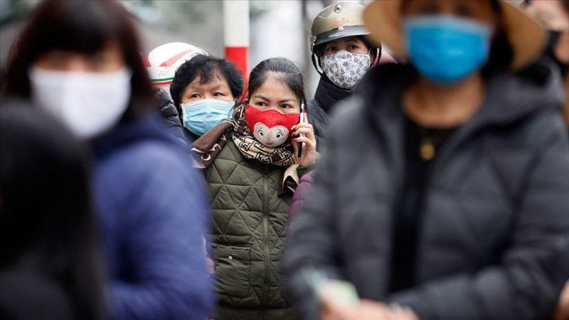 10 bin kişinin yaşadığı bölgede koronavirüs karantinası