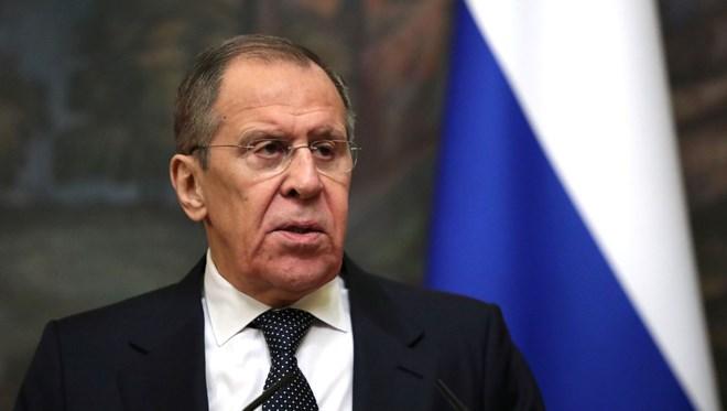 Rusya Dışişleri Bakanı karantinada